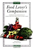 The New Food Lover's Companion, Sharon Tyler Herbst, 0764112589