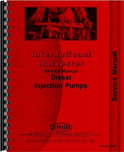 Download Farmall WD6TA Tractor Bosch Diesel Pump Service Manual ebook