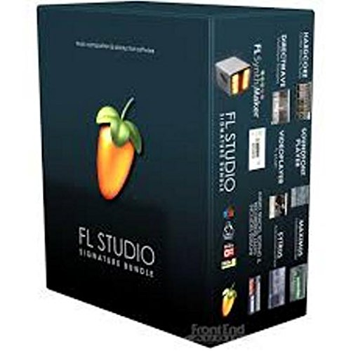 Image-Line Software Image Line FL Studio Signature Bundle Edition 11 (Fruit Loops 11)