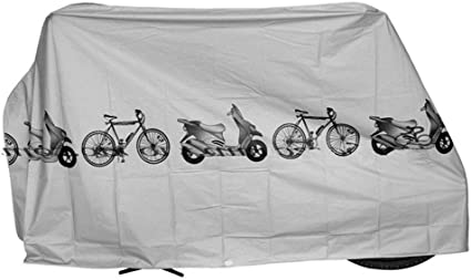 Relax love Funda Bicicleta Impermeables,Cubierta de Bicicleta al ...