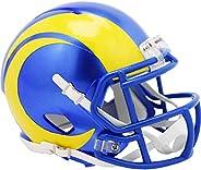 Riddell NFL Los Angeles Rams Speed Mini Football Helmet, Blue