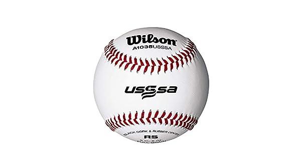 WILSON A1035/S/érie League Baseball Lot de 12