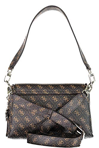 Uni Mujer Bolso Sg685318 Marrone Guess Jeans Brown OqApcTYf