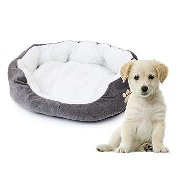 FOONEE Camas de Perro Perros Grandes, Cama de Lujo para Mascotas, Super Peluche, Cama para Perro y Gato, tamaño pequeño y Grande: Amazon.es: Hogar
