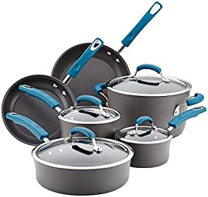 Rachael Ray Brights Hard Anodized Nonstick Cookware