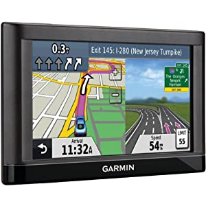 garmin n vi 52lm 5 inch portable vehicle gps with lifetime maps us discontinued. Black Bedroom Furniture Sets. Home Design Ideas
