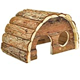 Niteangel Natural Wooden Houses (9.8'' x 6.3'' x 5.9'')