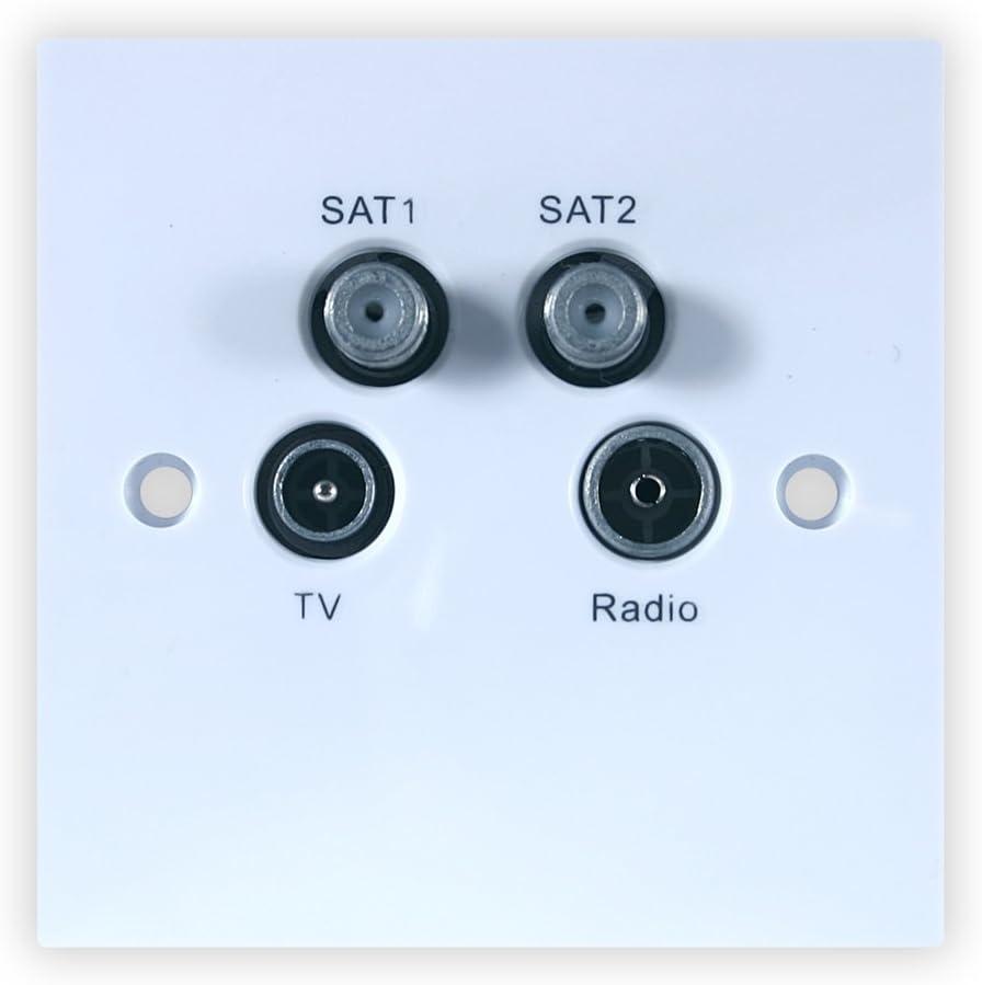 Satellite Radio Cable TV Multiplex Kit