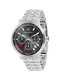 MASERATI GT 44 mm SOLAR POWERED CHRONOGRAPH MEN'S WATCH