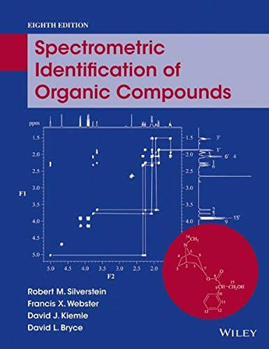 Spectrometric Iden.Of Org.Compounds