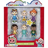 CoComelon Official Friends & Family, 6 Figure Pack