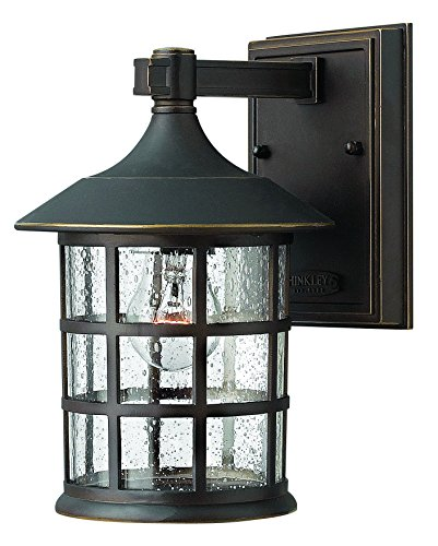 tional One Light Wall Mount from Freeport collection in Bronze/Darkfinish, (Aluminum Medium Exterior Wall Mount)
