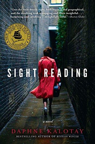 Read Online Sight Reading: A Novel pdf
