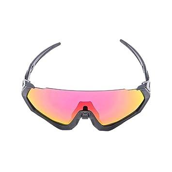 YUJIU Gafas para Deportes al Aire Libre Gafas de Montar ...