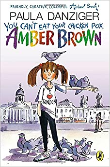 Book You Can't Eat Your Chicken Pox, Amber Brown