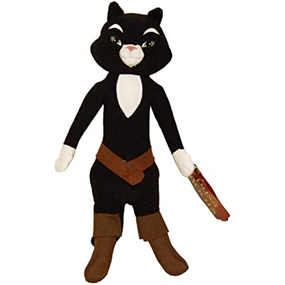 "Toynk Puss in Boots Plush: 15"" Kitty Soft Paws: Toys & Games"