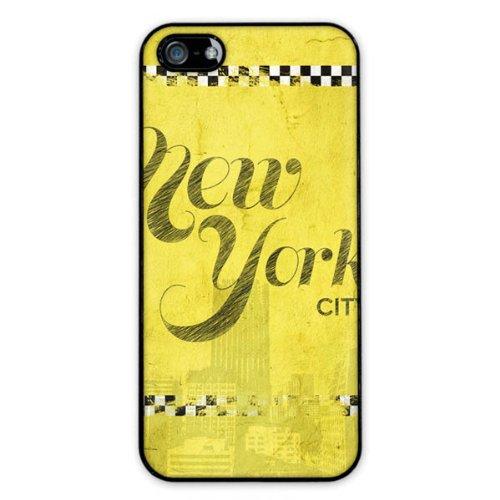 Diabloskinz H0081-0005-0022 NYC Schutzhülle für Apple iPhone 5/5S