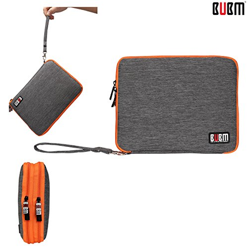 BUBM Waterproof Double Layer Universal Cable Organizer ...