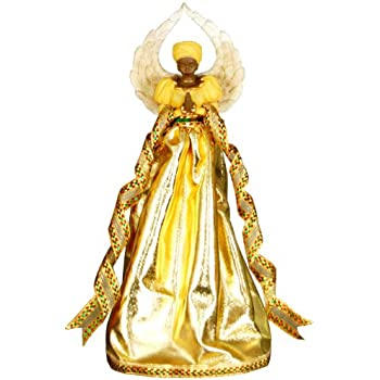 Serenity (Gold): African American Christmas Tree Topper - Amazon.com: Tiffany (Red): African American Christmas Tree Topper