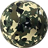 Army Camouflage Gift Soccer Ball - 6 Panels Unique Gift Soccer Fans (Army Camouflage, 5)
