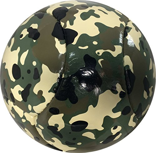 Army Camouflage Gift Soccer Ball - 6 Panels Unique Gift for Soccer Fans (Army Camouflage, 5)