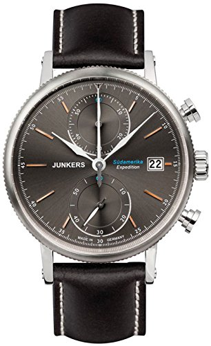 Junkers Expedition South America Men's Watch Chrono 6588-2