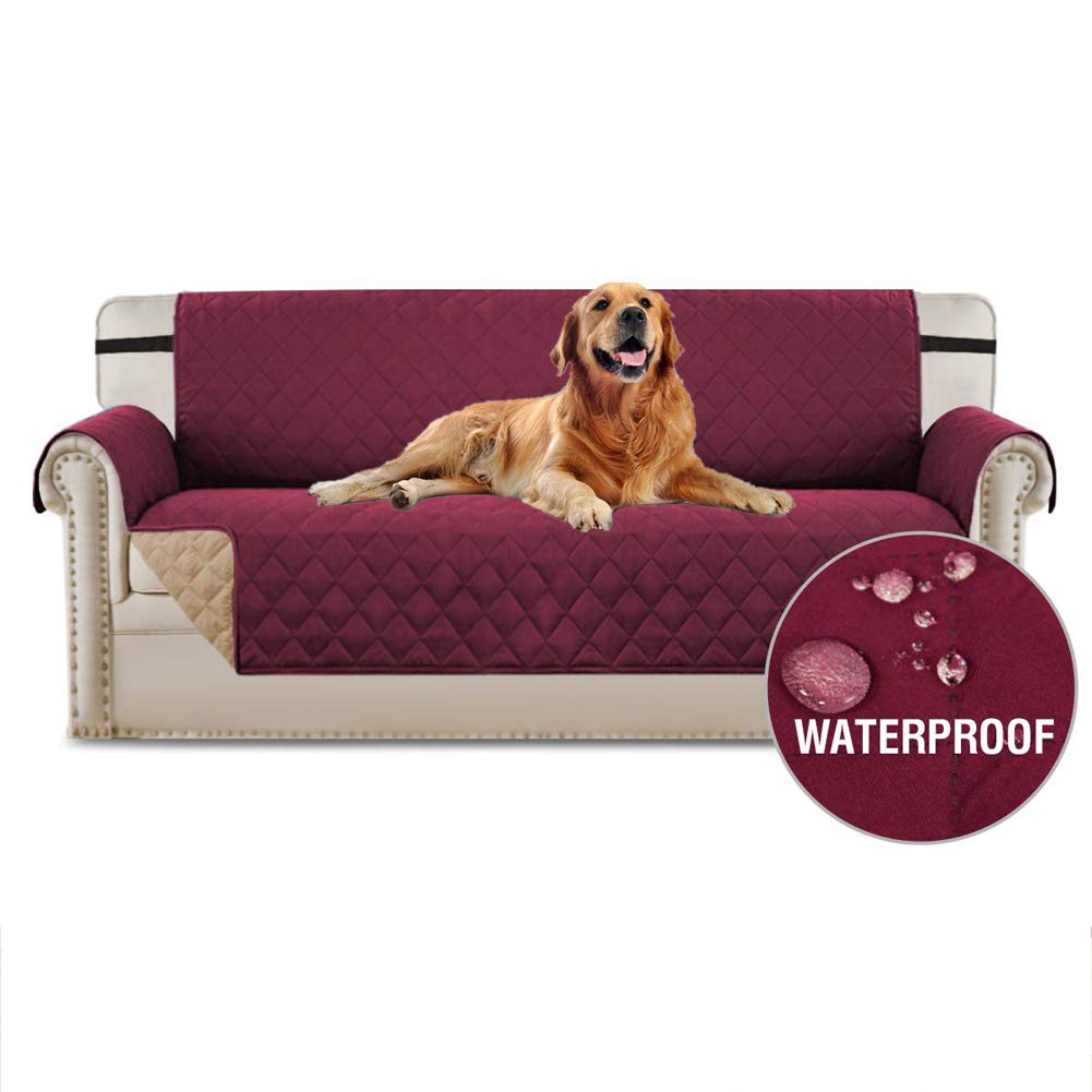 Winered sofa winered sofa Sofa Slipcover Reversible Large Couch Slip Cover for Pets,winered,sofa