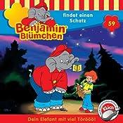 Benjamin findet einen Schatz (Benjamin Blümchen 59) | Elfie Donnelly