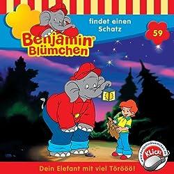 Benjamin findet einen Schatz (Benjamin Blümchen 59)