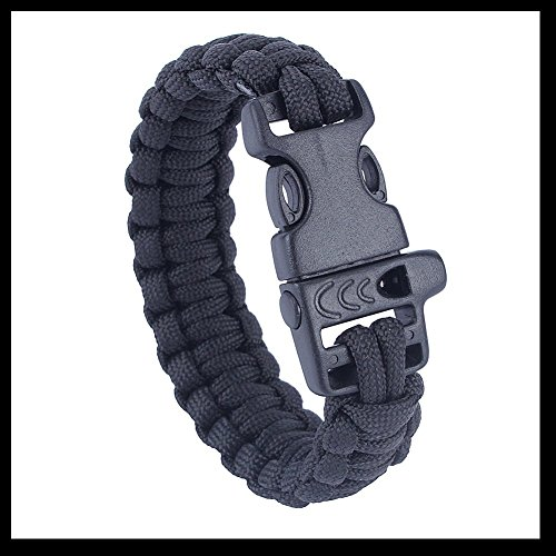 plastic buckle whistle - 5
