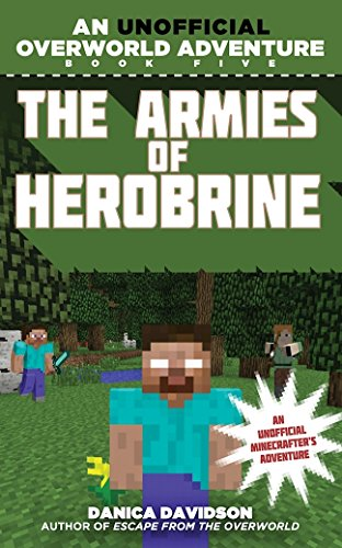 Armies Herobrine Unofficial Overworld Adventure ebook product image