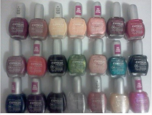 Maybelline Express Finish 50 Second Nail Color #80 by Maybelline