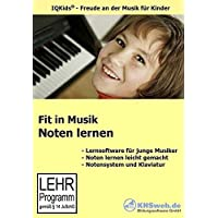 Fit in Musik: Notenlernen