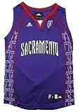 Sacramento Monarchs WNBA Big Girls Replica Jersey - Purple (Large (14))