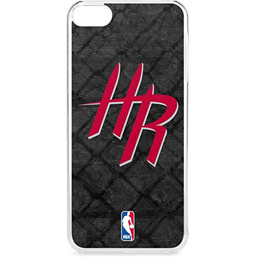 Skinit NBA Houston Rockets iPod Touch 6th Gen LeNu Case - Houston Rockets Dark Rust Design - Premium Vinyl Decal Phone Cover by Skinit