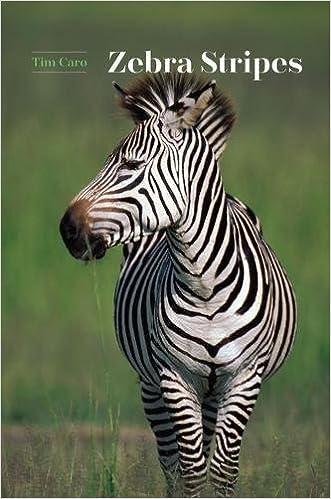 Zebra Stripes: Tim Caro: 9780226411019: Amazon.com: Books