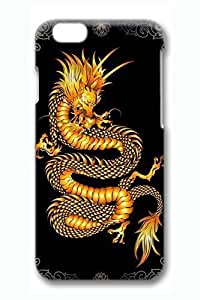 Brian China Dragon Oriental Style Phone Case for the Case Cover For SamSung Galaxy S6 3D
