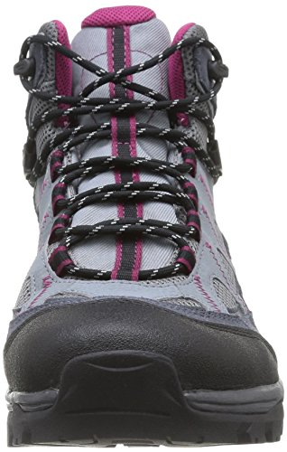 Femmes Denim Grey Purple Mystic LTR Chaussures Trekking Pearl Gris GTX 000 Salomon Et Randonnée de Authentic Grey 8qBBA