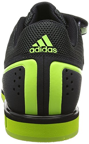 core solar Adidas Adulte Yellow Multisport Powerlift2 Indoor dark Grey Gris Black Mixte Chaussures wwAq1Pa