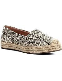 Sapatilha Shoestock Espadrille Tramada Feminina