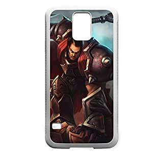 Darius-001 League of Legends LoL For Case Samsung Note 3 Cover - Hard White