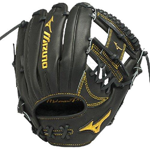 Mizuno GMP500AXBK Pro Limited Edition Ball Glove, 11.75-Inch, Right Hand Throw