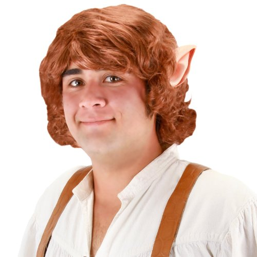 Bilbo baggins wig with ears