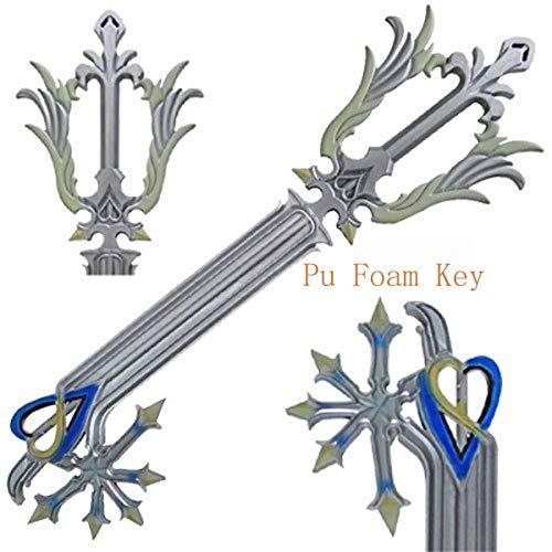 Kingdom Hearts Keyblade FOAM Honor Magic Enhancer Key LARP OFFICIALLY LICENSED]()