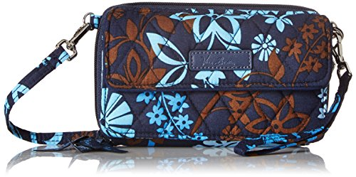 Vera Bradley All In One Crossbody For Iphone 6    Java Floral