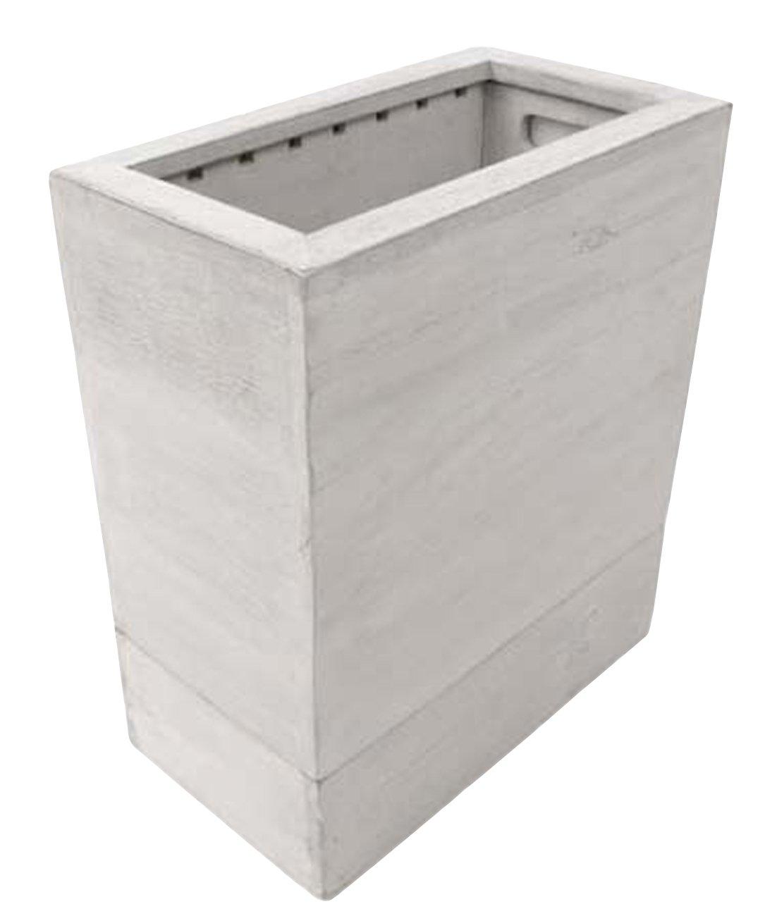 pf-026-a ONE-SIZE(33.0x18.0x38.0) WHITE-WASH (ヨンユー)4u 木製ごみばこ ごみ箱 ゴミ箱 カバー ダストボックス 天然木 おしゃれ キッチン リビング ダイニング トラッシュポット トラッシュカン pf-026 B01G5HFIHQWHITE-WASH ONE-SIZE(33.0x18.0x38.0)