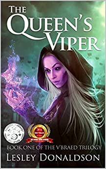 The Queen's Viper (The V'Braed Trilogy Book 1) by [Donaldson, Lesley]