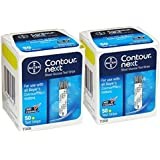 Bayer Contour Next, 100 Strips by Contour-Next