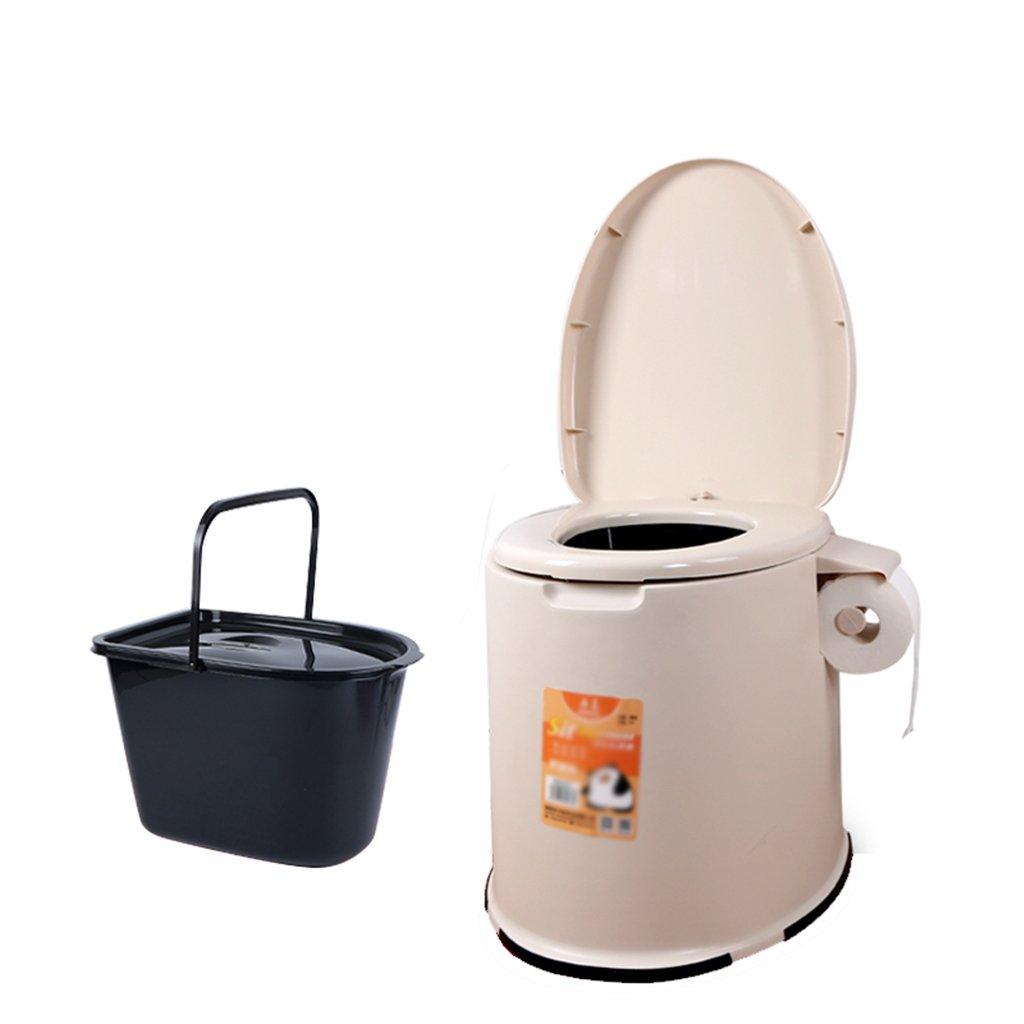 フードチェア軽量でポータブルなキャンプ用トイレは、屋内と屋外に適しています (色 : ブラウン ぶらうん) B07CXQR5TR ブラウン ぶらうん ブラウン ぶらうん