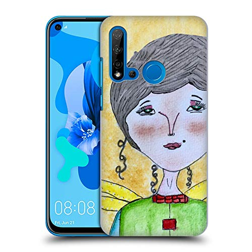- Official Cathy Standridge Fairy Portraits Hard Back Case Compatible for Huawei P20 Lite (2019)